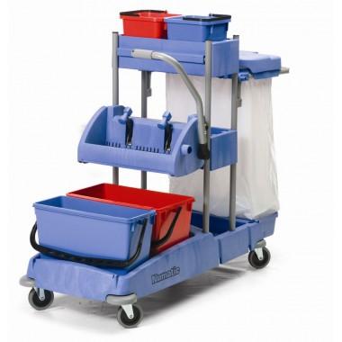 Wózek do dezynfekcji i mycia VCN1414 BK3