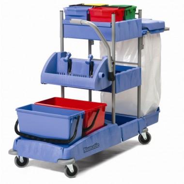 Wózek do mycia i dezynfekcji VCN1604 BK3