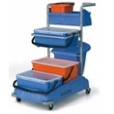 Wózek do dezynfekcji i mycia VMM2214