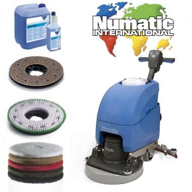 Maszyna czyszcząca Numatic TT 4045 - następca TT 3450