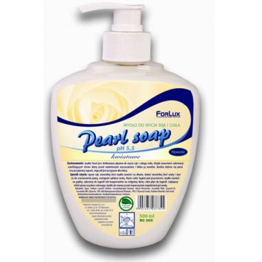 Mydło Perła do mycia rąk i ciała
