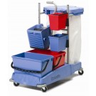 Wózek do dezynfekcji i mycia VCN1404 BK10