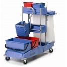 Wózek do dezynfekcji i mycia VCN1414 BK2