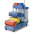Wózek do dezynfekcji i mycia ATN1704 BK10