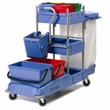Wózek do dezynfekcji i mycia VCN1604 BK2