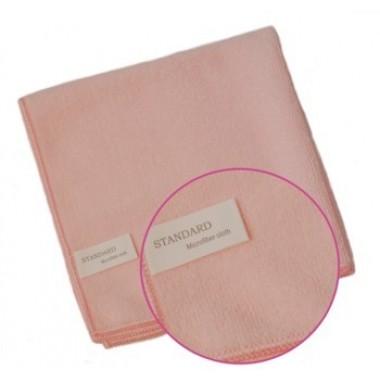 """Ściereczka z mikrowłókien """"Standard"""" - różowa"""