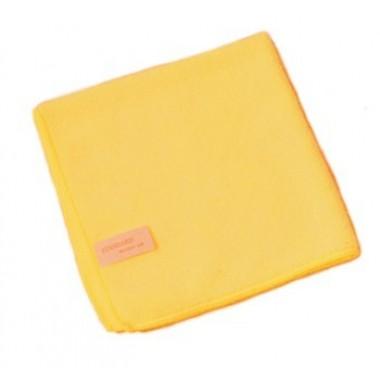 """Ściereczka z mikrowłókien """"Standard"""" - żółta"""