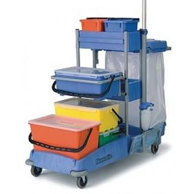 Wózek do dezynfekcji i mycia ATN1704 BK3