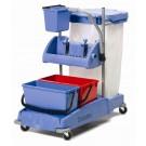 Wózek do dezynfekcji i mycia VCN1404 BK3