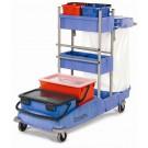 Wózek do dezynfekcji i mycia VCN1414 BK10