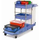 Wózek do dezynfekcji i mycia VCN1604 BK10