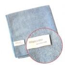 """Ściereczka z mikrowłókien """"Standard"""" - niebieska"""